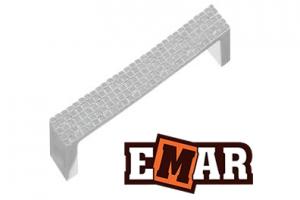 Ручка для кухни EMC 0032 сталь - Оптовый поставщик комплектующих «Емар»