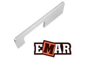 Ручка для кухни EMC 0086 хром - Оптовый поставщик комплектующих «Емар»