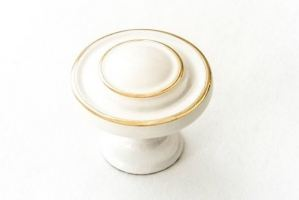 Ручка кнопка 333 - Оптовый поставщик комплектующих «Озёрская фурнитурная компания»