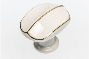 Ручка кнопка 5102S - Оптовый поставщик комплектующих «Озёрская фурнитурная компания»