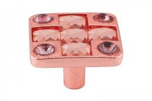 Ручка-кнопка мебельная 128-430 - Оптовый поставщик комплектующих «Фарватер (Soller)»
