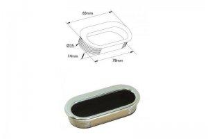 Ручка мебельная 30.071.04 - Оптовый поставщик комплектующих «СЛ Дон»