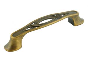 Ручка мебельная RS407BAB - Оптовый поставщик комплектующих «Древиз»
