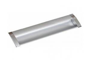 Ручка мебельная врезная матовый хром Арт.73.104.66 - Оптовый поставщик комплектующих «Европа»