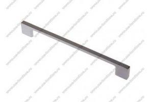 Ручка-рейлинг 192 мм хром R-3030-192 - Оптовый поставщик комплектующих «Модерн-Стиль А»