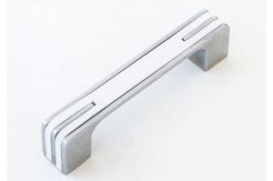 Ручка скоба 444-160 - Оптовый поставщик комплектующих «Озёрская фурнитурная компания»