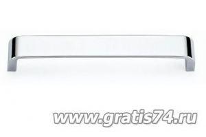 Ручка скоба Хром 4960 - Оптовый поставщик комплектующих «ГРАТИС»