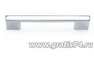 Ручка скоба хром 5363 - Оптовый поставщик комплектующих «ГРАТИС»