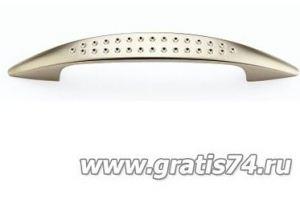 Ручка скоба матовый хром 8165 - Оптовый поставщик комплектующих «ГРАТИС»