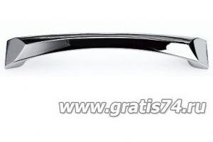 Ручка скоба матовый хром 5207 - Оптовый поставщик комплектующих «ГРАТИС»