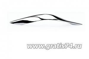 Ручка скоба матовый хром 6691 - Оптовый поставщик комплектующих «ГРАТИС»