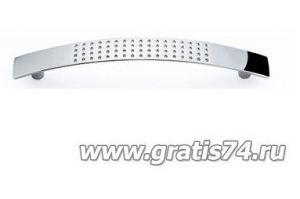Ручка скоба матовый хром 9000 - Оптовый поставщик комплектующих «ГРАТИС»