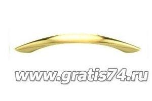 Ручка скоба золото 3688 - Оптовый поставщик комплектующих «ГРАТИС»