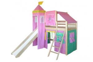 Кровать в детскую Рыцарь-2 - Мебельная фабрика «Мебель Холдинг»