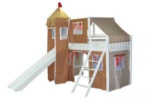 Кровать в детскую Рыцарь - Мебельная фабрика «Мебель Холдинг»