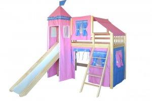 Кровать в детскую Рыцарь-3 - Мебельная фабрика «Мебель Холдинг»
