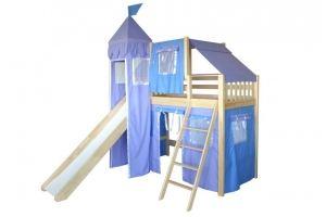 Кровать в детскую Рыцарь-4 - Мебельная фабрика «Мебель Холдинг»