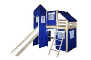 Кровать в детскую Рыцарь-5 - Мебельная фабрика «Мебель Холдинг»