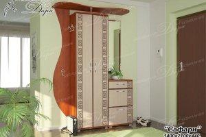 Прихожая Сафари - Мебельная фабрика «Дара»