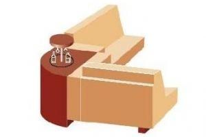 Самоблокирующийся газлифт LIFT-O-MAT PTL - Оптовый поставщик комплектующих «Варикс»