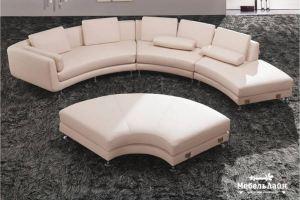секционный диван c возможностью трансформации Амстердам - Мебельная фабрика «МебельЛайн»