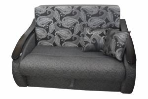 Серый диван аккодеон - Мебельная фабрика «Скорпион»