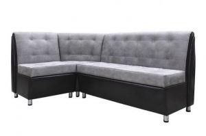 Серый кухонный уголок Куб 2 - Мебельная фабрика «МИКС»