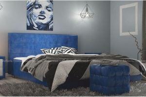Кровать мягкая Шанель - Мебельная фабрика «Мебель Поволжья»