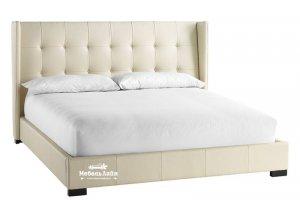 шикарная двуспальная кровать Royal - Мебельная фабрика «МебельЛайн»