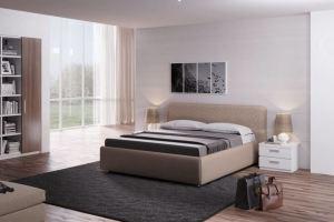 Шикарная кровать  BLISS - Мебельная фабрика «Möbel&zeit»