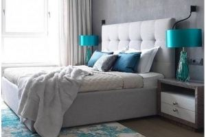 Шикарная кровать Мадлен - Мебельная фабрика «Crown Mebel»