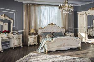 Шикарная спальня Энрике - Мебельная фабрика «Эра»