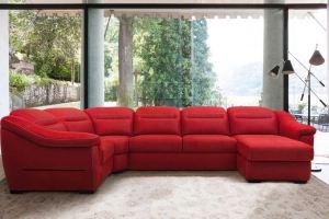 Шикарный угловой диван Даллас - Мебельная фабрика «Комфорт Плюс»