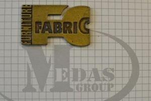 Шильдик (логотип) LOGO 09 - Оптовый поставщик комплектующих «MEDAS»