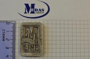 Шильдик (логотип) LOGO 15 - Оптовый поставщик комплектующих «MEDAS»