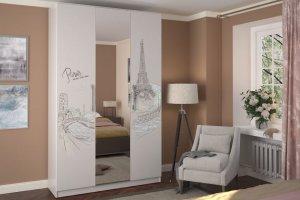 Шка с рисунком Лео Люкс - Мебельная фабрика «ТМК (Техномебель)»