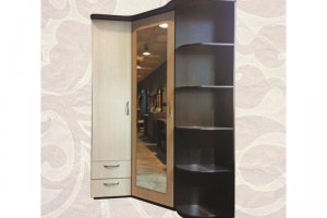 Шкаф 1 угловой - Мебельная фабрика «Александра»