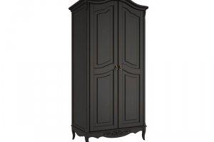 Шкаф 2 двери В 802BL - Мебельная фабрика «АЛЕТАН»