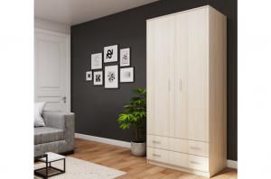 Шкаф 2-х дверный с ящиками - Мебельная фабрика «БОАРД»