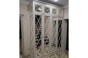 Шкаф распашной зеркальный - Мебельная фабрика «Прометей»