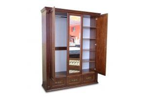 Шкаф 2х створчатый с ящиками София - Мебельная фабрика «Мебель для Вашей Семьи (МВС)»