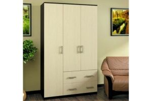 Шкаф 3-дверный - Мебельная фабрика «Татьяна»