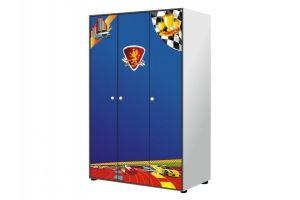 Шкаф 3-дверный RX800 - Мебельная фабрика «GRIFON»