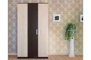 Шкаф трехдверный - Мебельная фабрика «Империя»