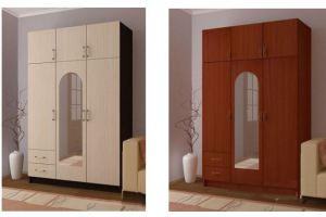 Шкаф 3-х створчатый - Мебельная фабрика «Профи»