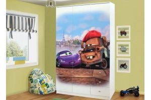 Шкаф 3-х створчатый Герда - Мебельная фабрика «Грааль»