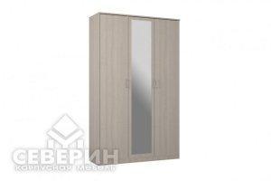 Шкаф 3-х створчатый Орион - Мебельная фабрика «Северин»