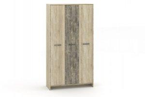 Шкаф 3-х створчатый Бэст - Мебельная фабрика «Айме мебель-милл»
