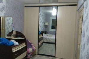 Шкаф 3 светлый в спальню - Мебельная фабрика «Дэрия»