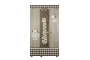 Шкаф 3х створчатый Алиса - Мебельная фабрика «Премиум»